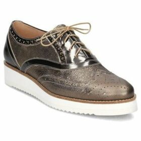 Gino Rossi  Pia  women's Shoes (Trainers) in Gold