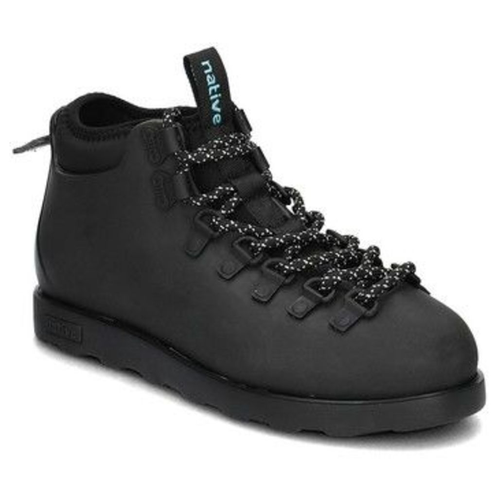 Native  Fitzsimmons Unisex  women's Shoes (Trainers) in Black