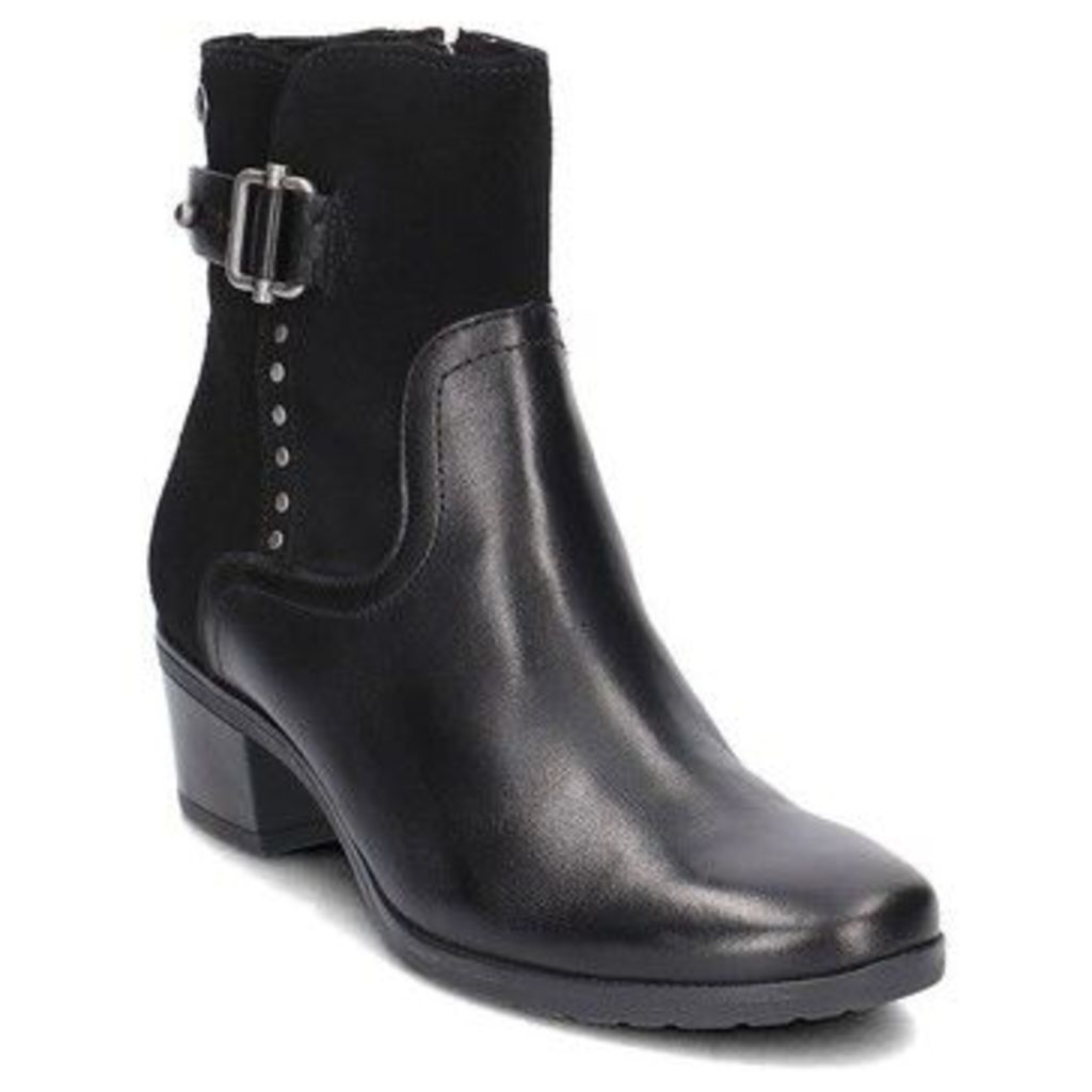 Caprice  92531229019  women's Low Ankle Boots in Black
