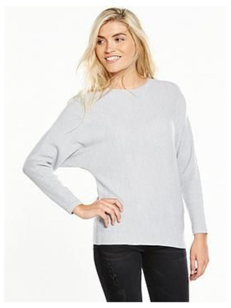 V By Very Rib Batwing Jumper