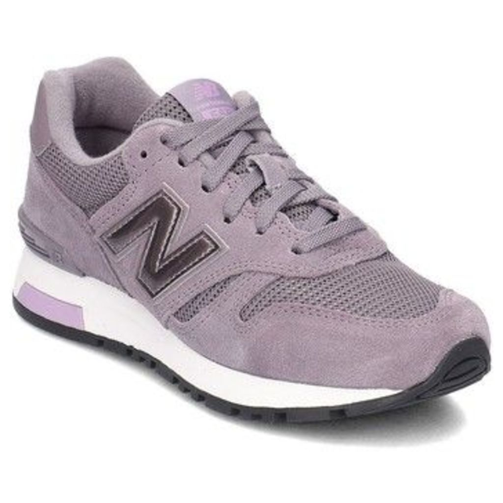 New Balance  565  women's Shoes (Trainers) in Purple