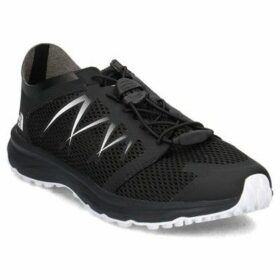 The North Face  Litewave Flow  women's Shoes (Trainers) in Black