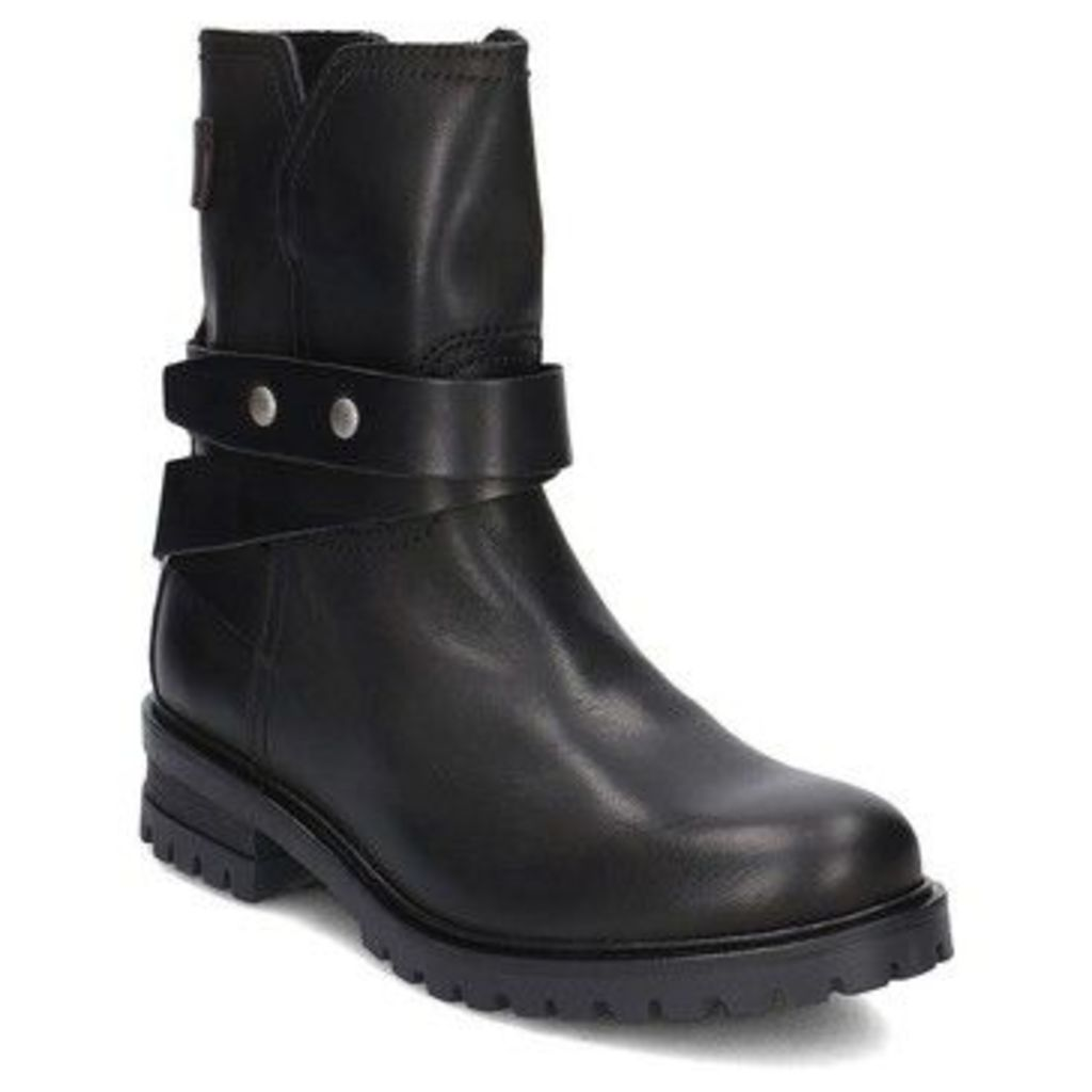 Tommy Hilfiger  Corey 4A  women's Low Ankle Boots in Black