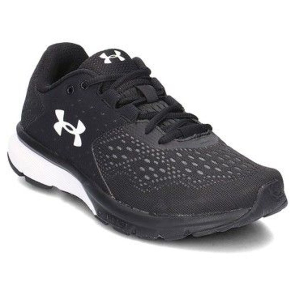 Under Armour  Charged Rebel  women's Shoes (Trainers) in Black