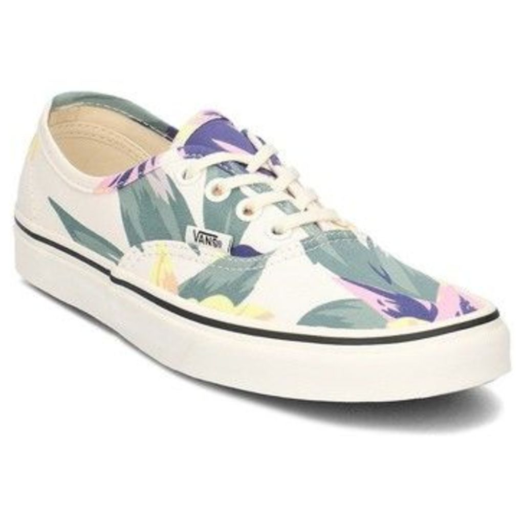 Vans  Authentic  women's Shoes (Trainers) in White