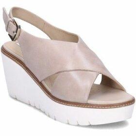 Geox  Domezia  women's Sandals in Grey