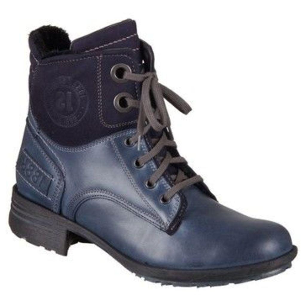Josef Seibel  Sandra 60 93882 VL946 530 Ocean Canyonkombi  women's Low Ankle Boots in multicolour