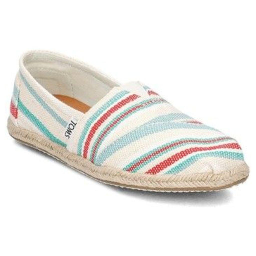 Toms  Classic  women's Espadrilles / Casual Shoes in multicolour