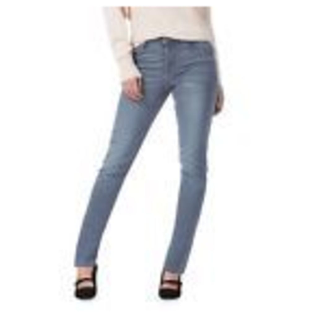 Rjr.John Rocha Womens Grey 'Brooke' High Waisted Slim Fit Jeans From Debenhams