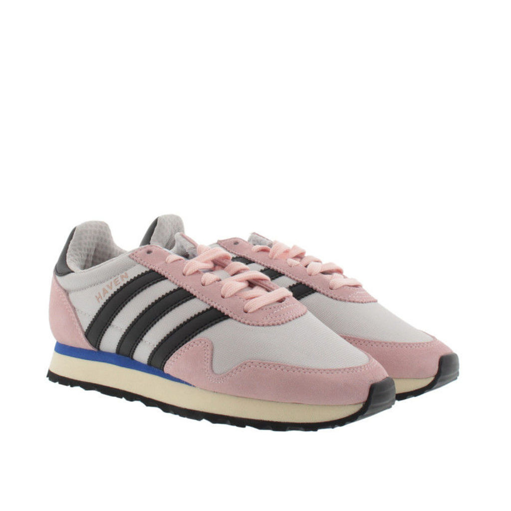 adidas Originals Sneakers - Haven Greone/Cblack/Icey Pink - in rose - Sneakers for ladies