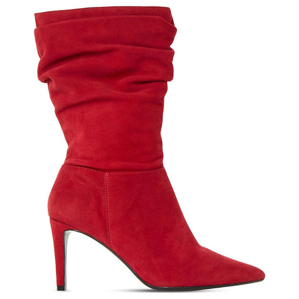 Reenie suede calf boots