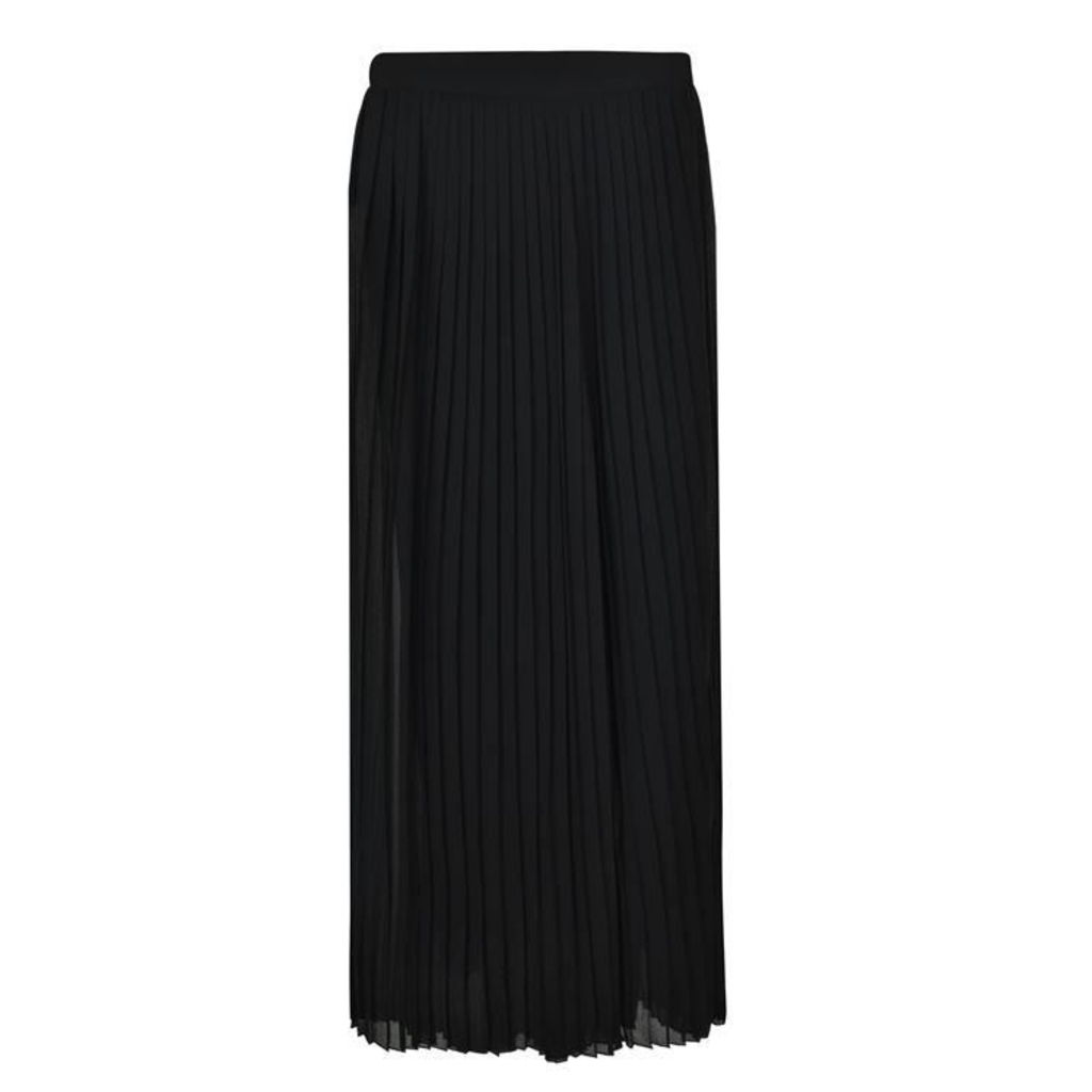 DARLING Brielle Pleated Flared Trousers
