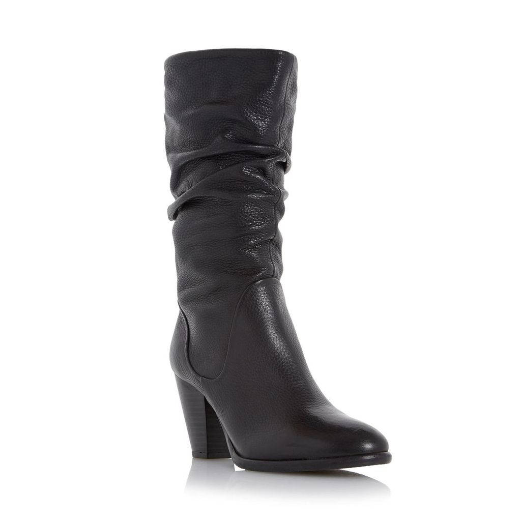 Rossy Slouch Pull On Calf Boot