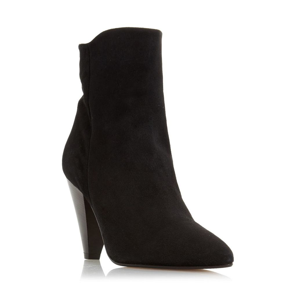 Odell Stretch Cone Heel Ankle Boot