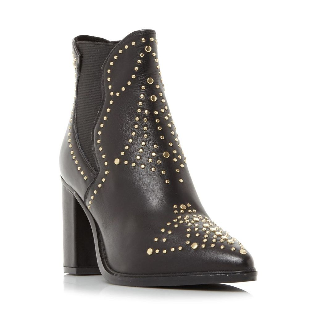 Himmel Sm Point Toe Studded Ankle Boot