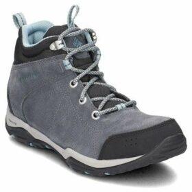Columbia  Fire Venture  women's Walking Boots in Grey