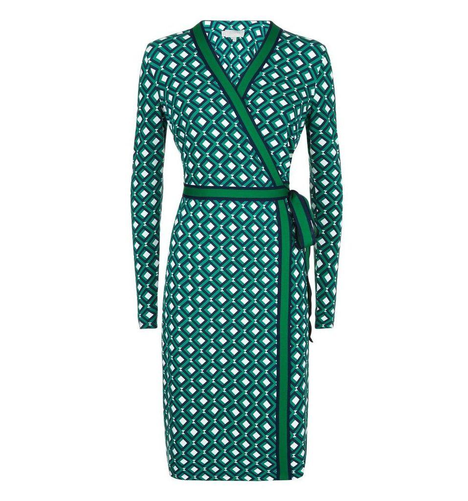 Jasmine Wrap Dress