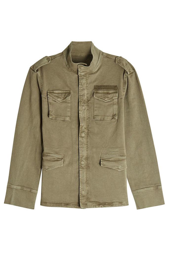 Anine Bing Cotton Army Jacket