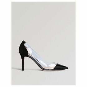Plexi 85 patent leather and PVC courts