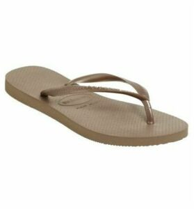 Havaianas Slim Flip Flop ROSE GOLD
