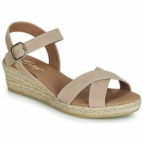 Betty London  GIORGIA  women's Sandals in Beige