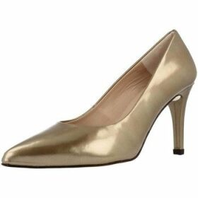 Argenta  1750  women's Court Shoes in Gold