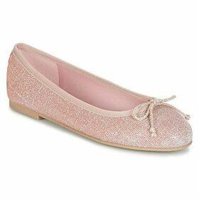 Pretty Ballerinas  GALASSIA  women's Shoes (Pumps / Ballerinas) in Pink