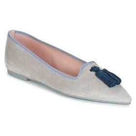 Pretty Ballerinas  ANGELIS  women's Shoes (Pumps / Ballerinas) in Grey