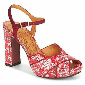Chie Mihara  CASSY  women's Sandals in Red