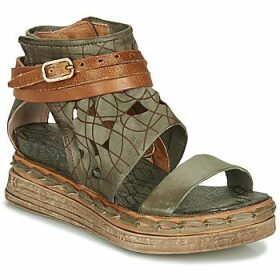 Airstep / A.S.98  LAGOS  women's Sandals in Green