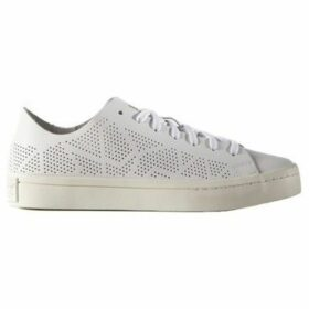 adidas  Courtvantage TF W  women's Shoes (Trainers) in White