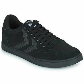 Hummel  TEN STAR TONAL LOW  women's Shoes (Trainers) in Black