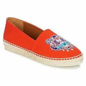 Kenzo  CLASSIC ESPADRILLES TIGER  women's Espadrilles / Casual Shoes in Red