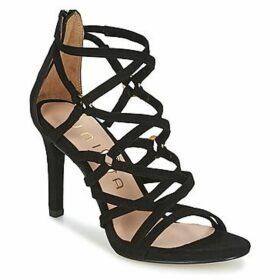 Unisa  WATAJE  women's Sandals in Black