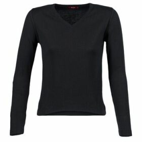 BOTD  ECORTA VEY  women's Sweater in Black