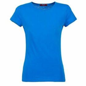 BOTD  EQUATILA  women's T shirt in Blue