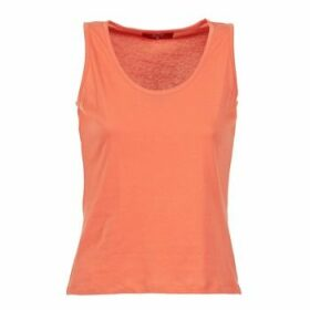 BOTD  EDEBALA  women's Vest top in Orange