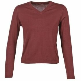 BOTD  ECORTA VEY  women's Sweater in Bordeaux