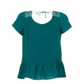 Betty London  INOTTE  women's Blouse in Green