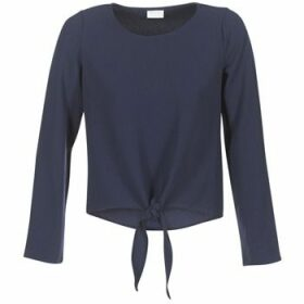Vila  VISALINA  women's Blouse in Blue