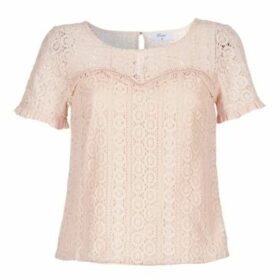 Betty London  INNATUNE  women's Blouse in Beige
