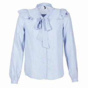 Pepe jeans  AYUMI  women's Shirt in Blue