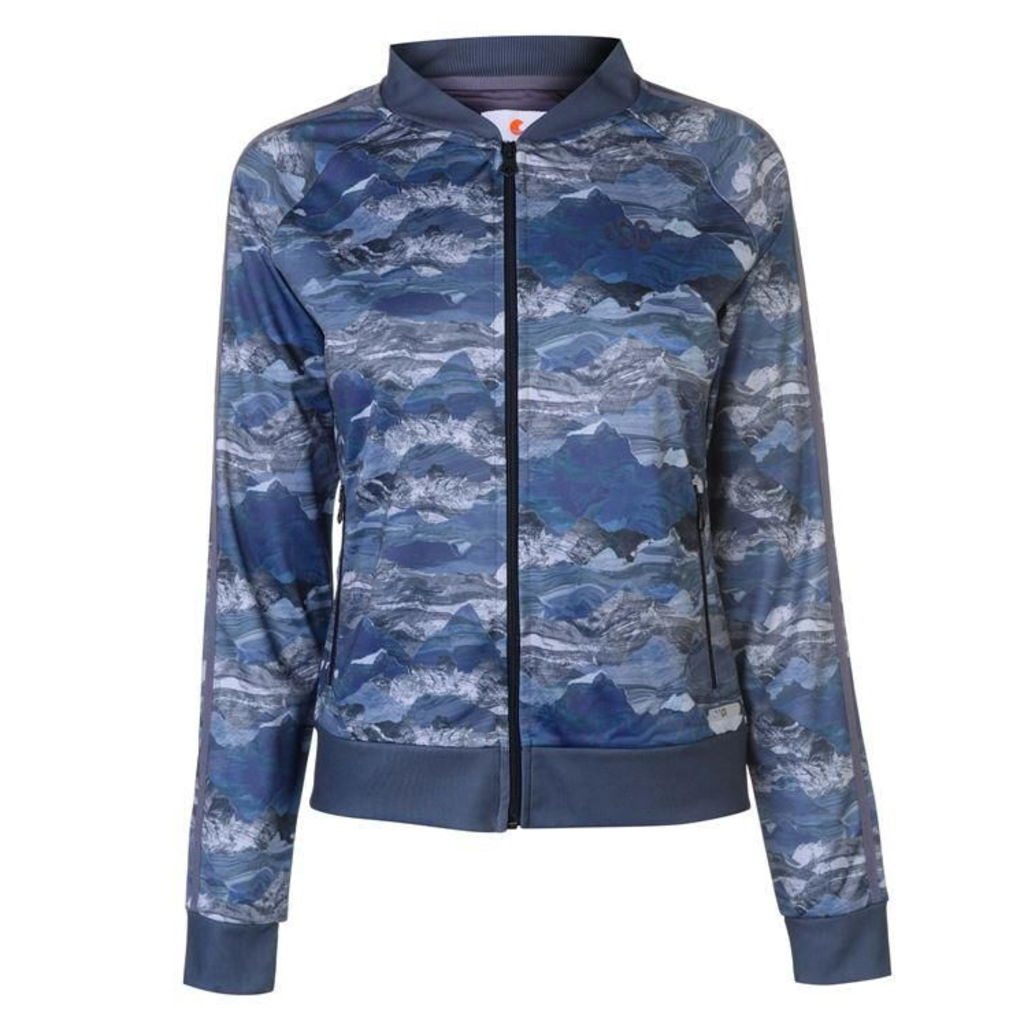 SoulCal Camo Track Jacket