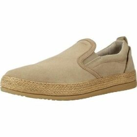 Geox  D MAEDRYS  women's Espadrilles / Casual Shoes in Brown