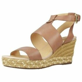 Geox  D SOLEIL  women's Espadrilles / Casual Shoes in Brown