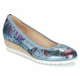 Gabor  PORA  women's Shoes (Pumps / Ballerinas) in Blue