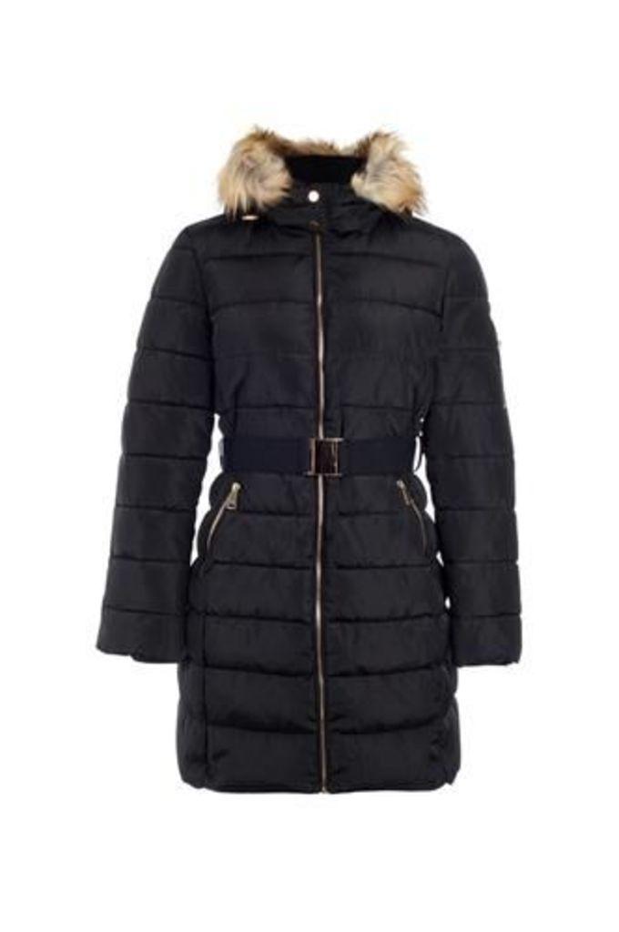 Padded Puffer Coat