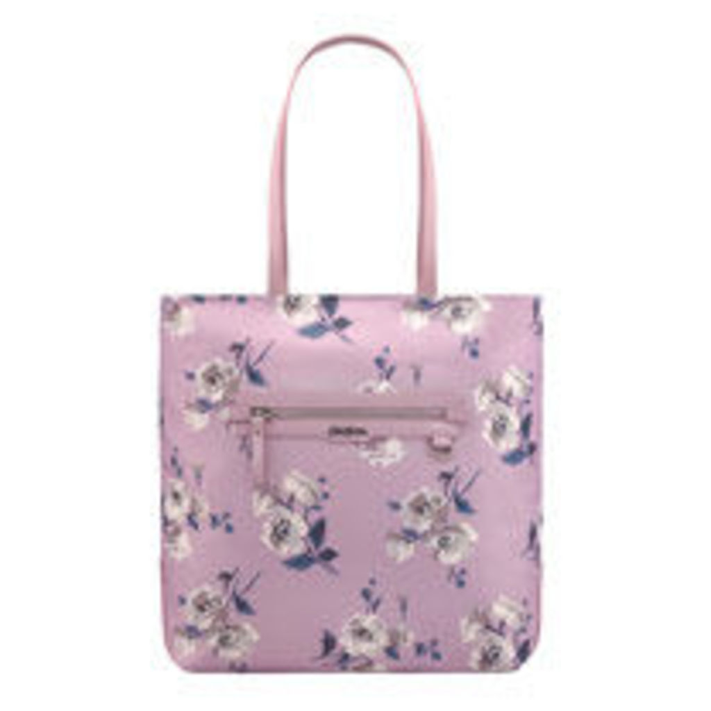 Island Bunch Aster Tote