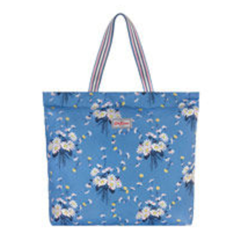 Daisies And Buttercups Large Foldaway Tote