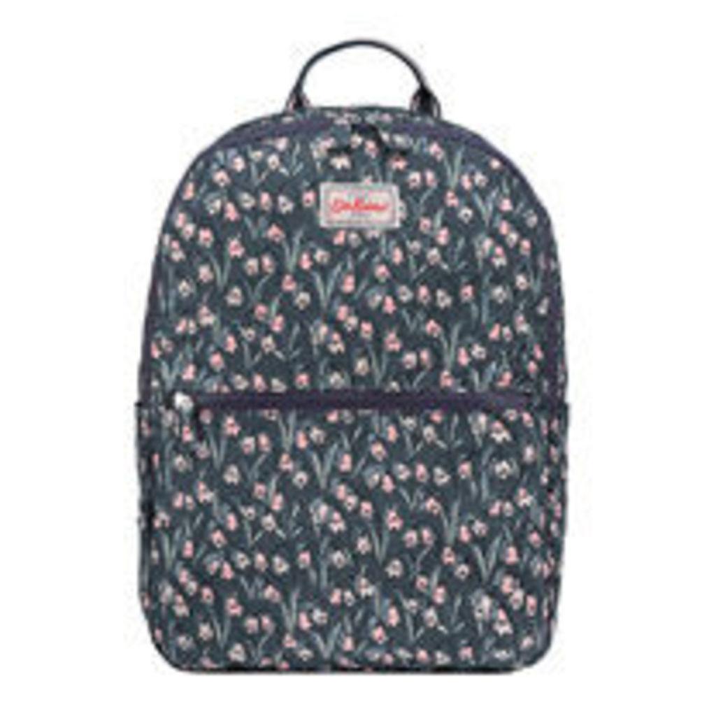 Bluebells Foldaway Backpack